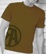 Brown Logo Shirt