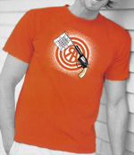 orange gun shirt